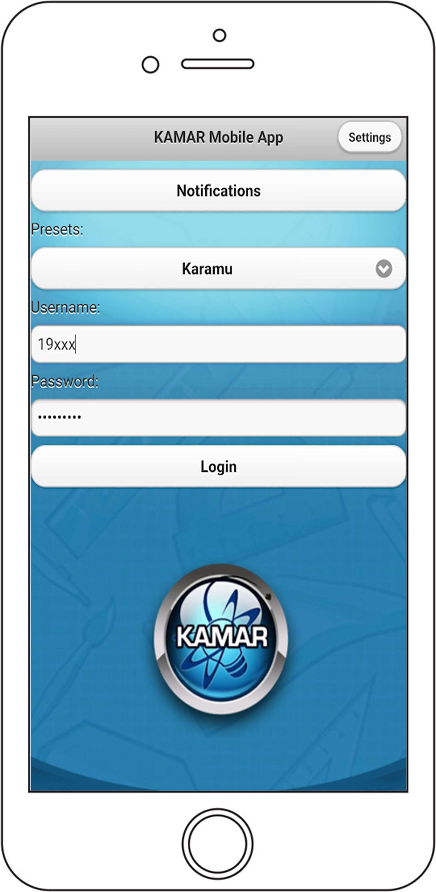Phone Karamu