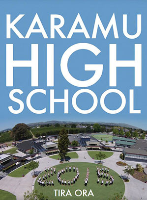 Karamu High School Yearbook 2015